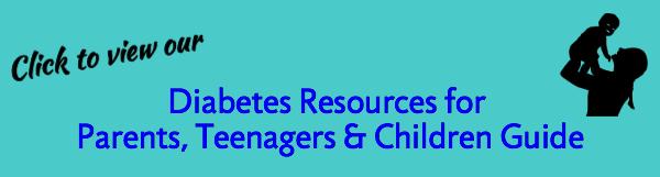 Diabetes resources for parents
