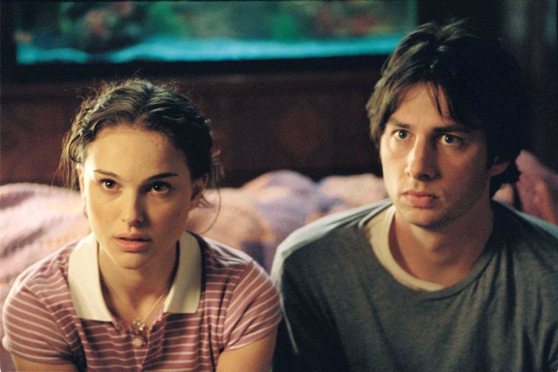Garden State film about epilepsy Natalie Portman